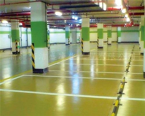 净化工程施工图—停车场