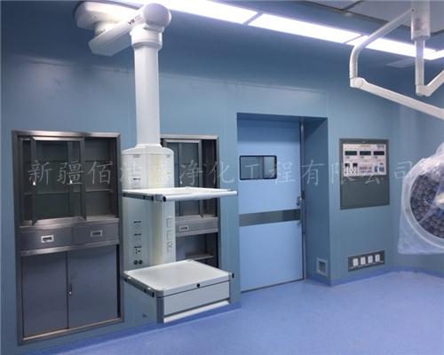 净化工程施工图—医院
